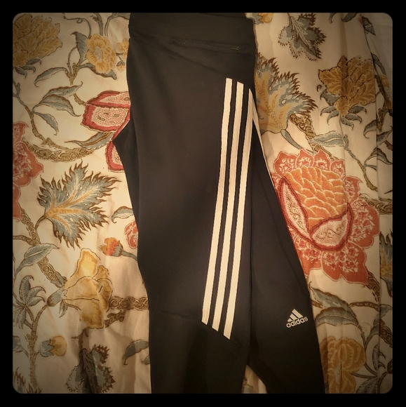 adidas Pants - Adidas Capri Leggings